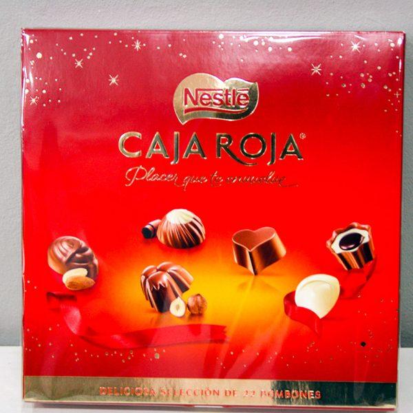 Caja de bombones Nestle con 200 gr de bombones surtidos · Floristería Los Santos Niños · Alcalá de Henares · Madrid