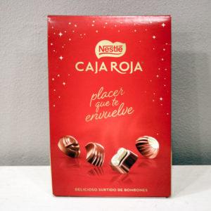 Caja de bombones Nestle con 100 gr de bombones surtidos · Floristería Los Santos Niños · Alcalá de Henares · Madrid