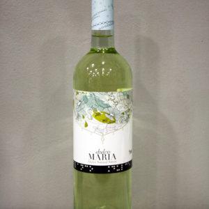 """Vino Dulce María: Dulce María """"Natural Sweet"""" es un vino dulce de bodegas Jeromín con DO Comunidad de Madrid · Floristería Los Santos Niños · Alcalá de Henares · Madrid"""