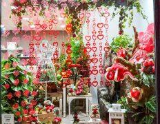 San Valentín 2018 · Floristería Los Santos Niños · Alcalá de Henares · Madrid