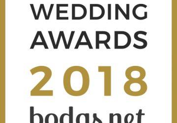 Wedding Awards 2018 · Floristería Los Santos Niños · Alcalá de Henares · Madrid