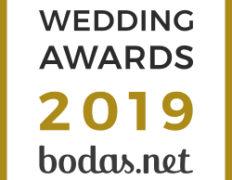 Wedding Awards 2019 · Floristería Los Santos Niños · Alcalá de Henares · Madrid